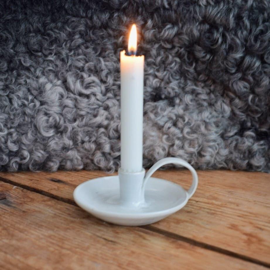 Ljusstakar och vaser